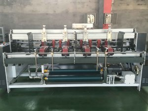 2 pieces type folder gluer machine