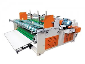 Semi-automatic Folder Gluer(Press model)