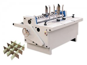 Full automatic High speed Paperboard Partition Board Machine